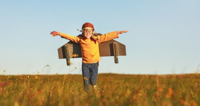 Healthy, playful, and well-adjusted kid with improved mental health after therapy with Valley Counseling Center in Mechanicsburg, PA